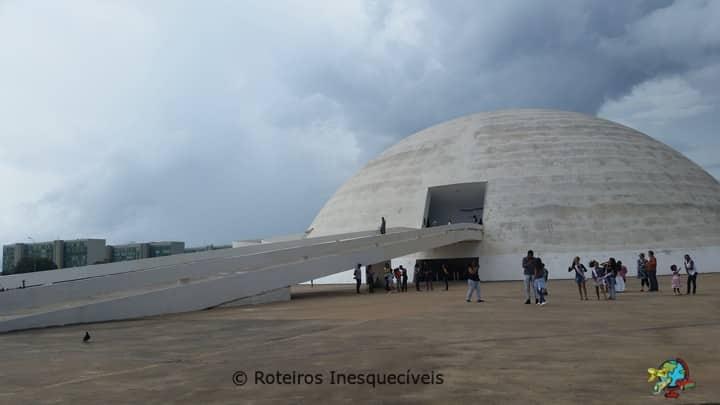 Museu Nacional - Brasilia