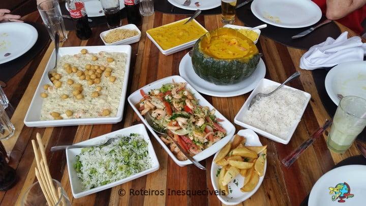 Restaurante Nau - Brasilia
