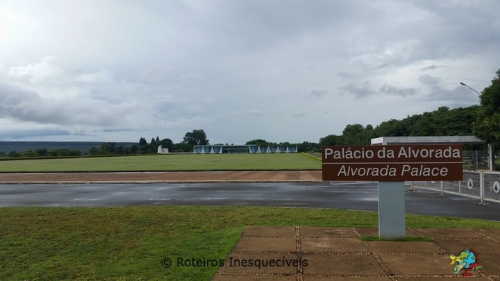 Palacio da Alvorada - Brasilia