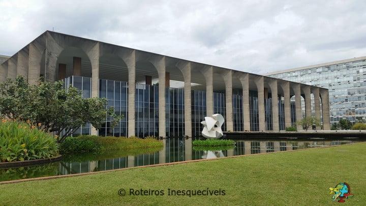 Palacio do Itamaraty - Brasilia