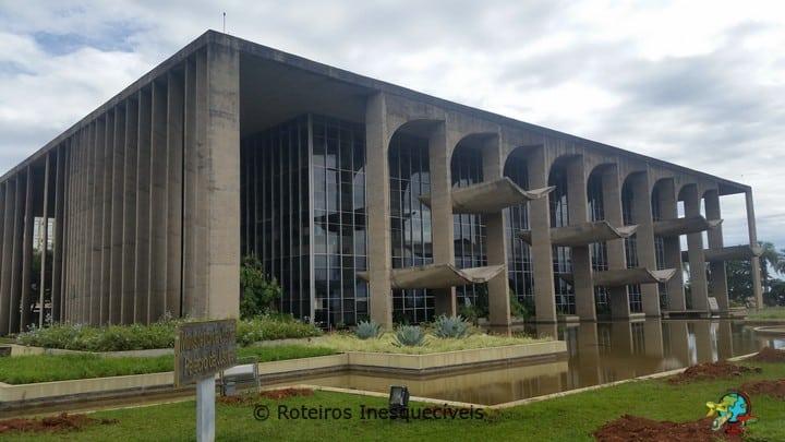 Palacio da Justica - Brasilia
