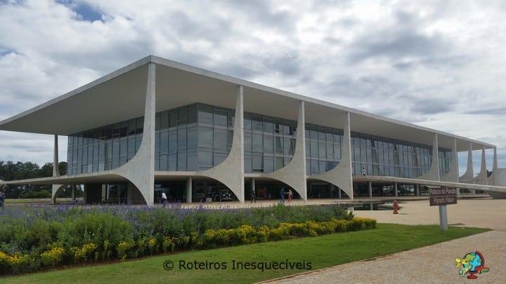 Palacio do Planalto - Brasilia
