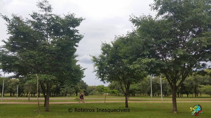 Parque da Cidade - Brasilia