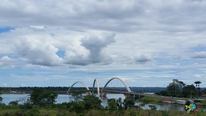 Ponte JK - Brasilia