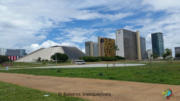 Teatro Nacional - Brasilia