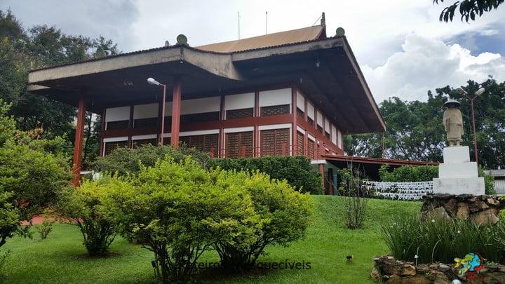 Templo Budista - Brasilia