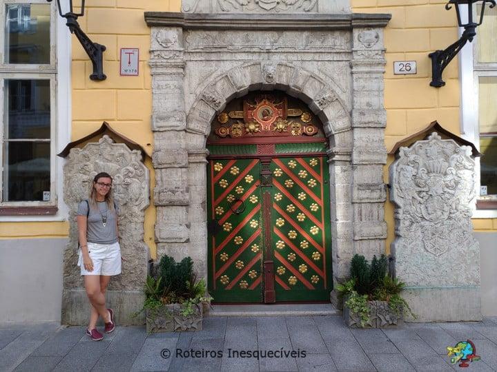 Kanuti Gildi Hoone - Tallinn - Estonia