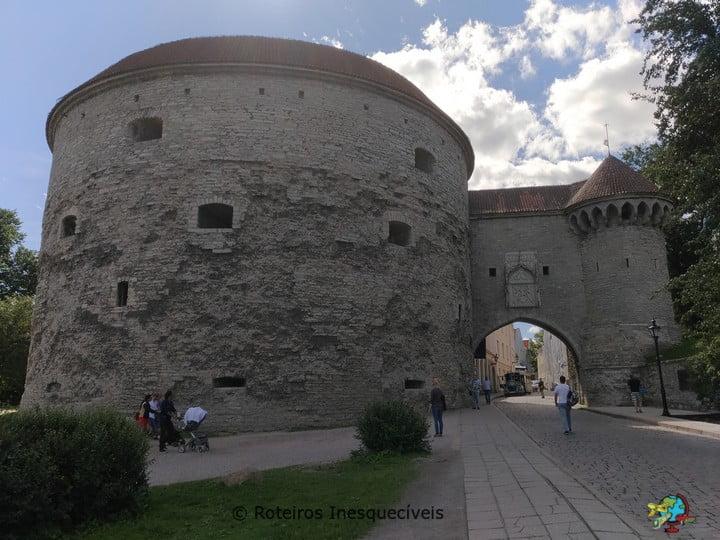 Paks Margareeta - Tallinn - Estonia