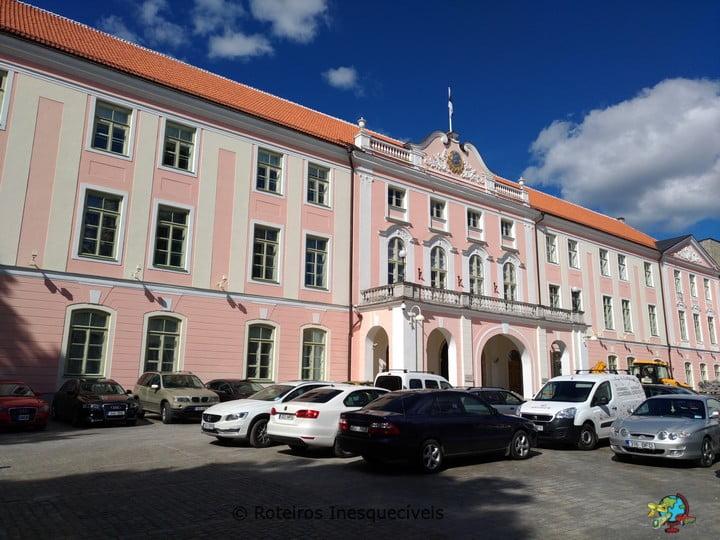 Parliament - Tallinn - Estonia