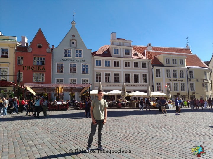 Raekoja Plats - Tallinn - Estonia