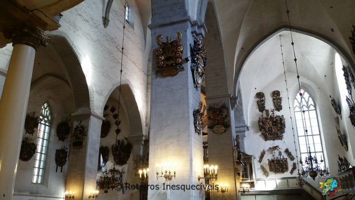 St Mary Cathedral - Tallinn - Estonia