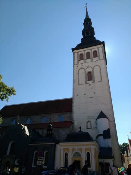St Nicholas Church - Tallinn - Estonia