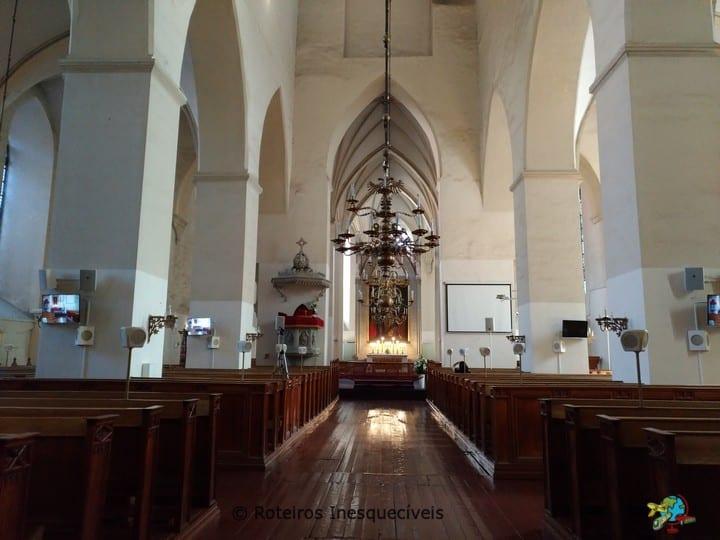 St Olav Church - Tallinn - Estonia