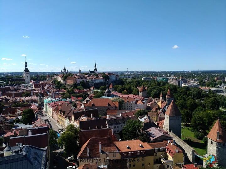 St Olav Tower - Tallinn - Estonia