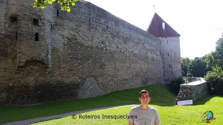 Walls - Tallinn - Estonia