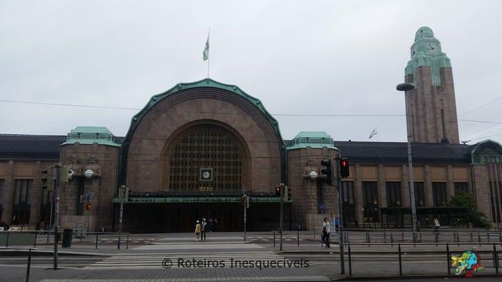 Central Station - Helsinki - Finlandia