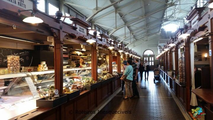 Old Market - Helsinki - Finlandia