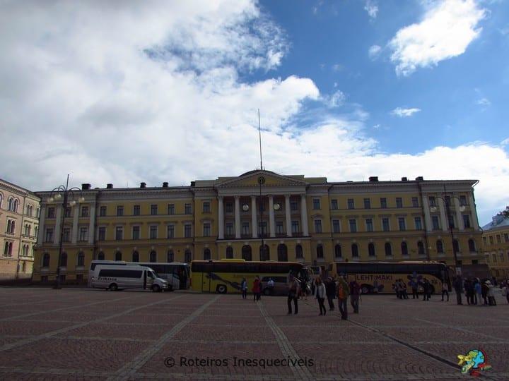 Ministerio - Helsinki - Finlandia