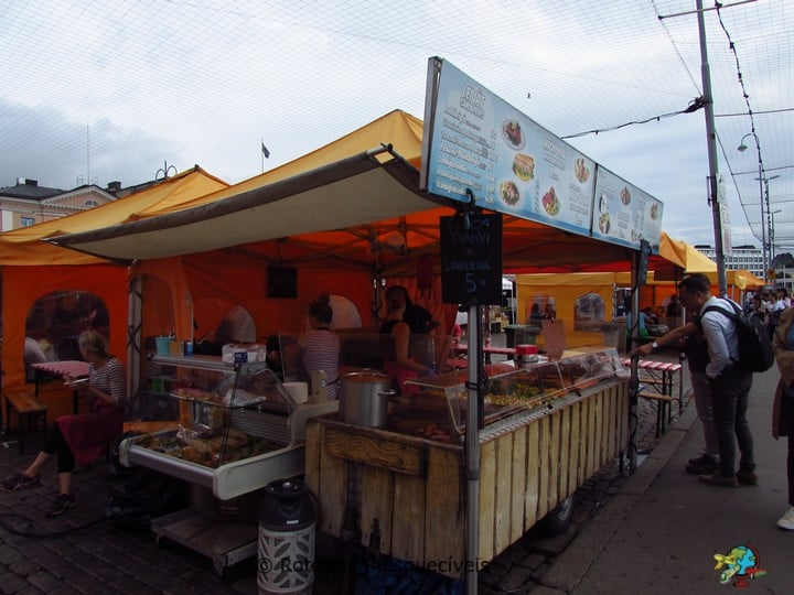 Market Square - Helsinki - Finlandia