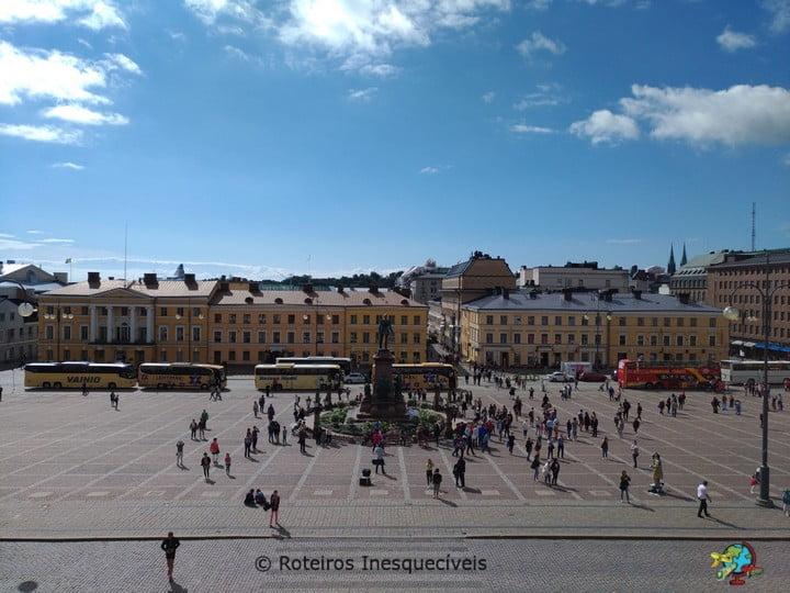 Senate Square - Helsinki - Finlandia