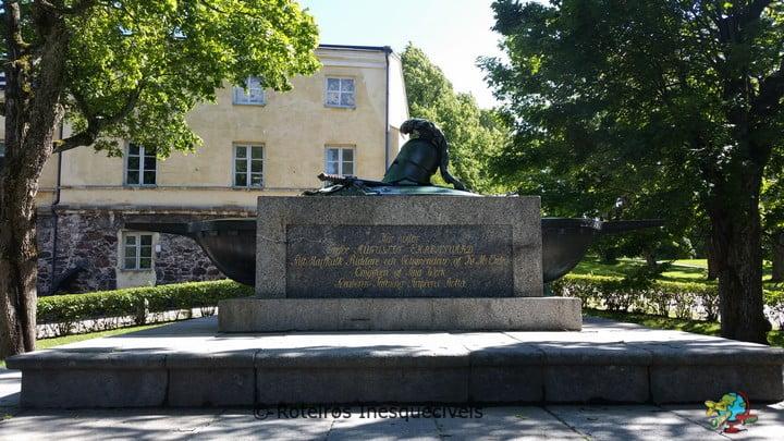 Ehrensvard - Suomenlinna - Helsinki - Finlandia