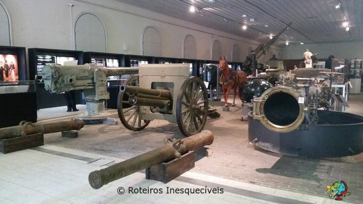 Museu Militar - Suomenlinna - Helsinki - Finlandia