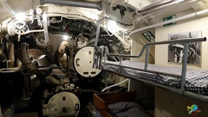 Submarino - Suomenlinna - Helsinki - Finlandia