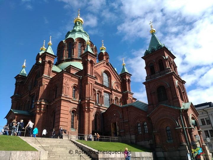 Uspenski Cathedral - Helsinki - Finlandia