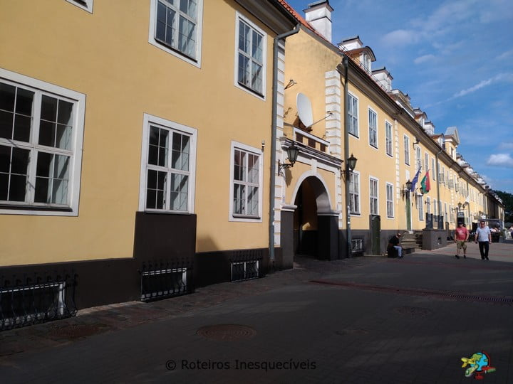 Jacob Barracks - Riga - Letonia
