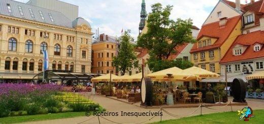 Livu Laukums - Riga - Letonia