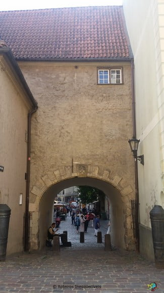 Swedish Gate - Riga - Letonia