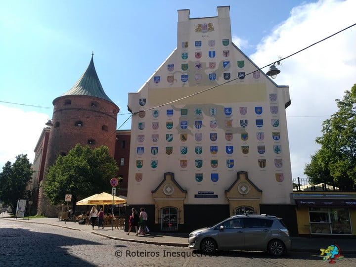 Tower - Riga - Letonia