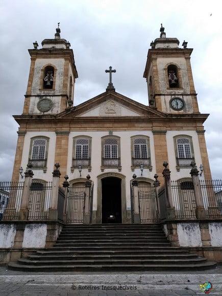 Catedral Nossa Senhora do Pilar - Sao Joao del Rey - Minas Gerais