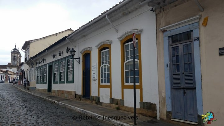 Rua Getulio Vargas - Sao Joao del Rey - Minas Gerais