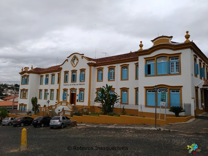 Hospital das Merces - Sao Joao del Rey - Minas Gerais