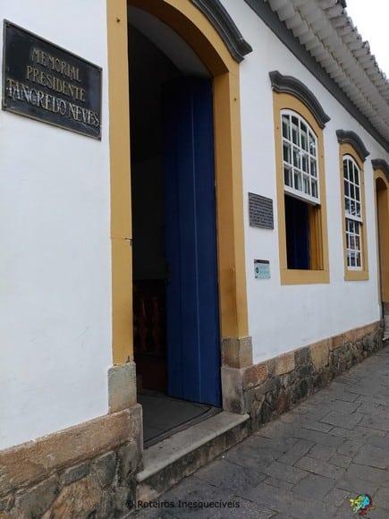 Memorial Tancredo Neves - Sao Joao del Rey - Minas Gerais