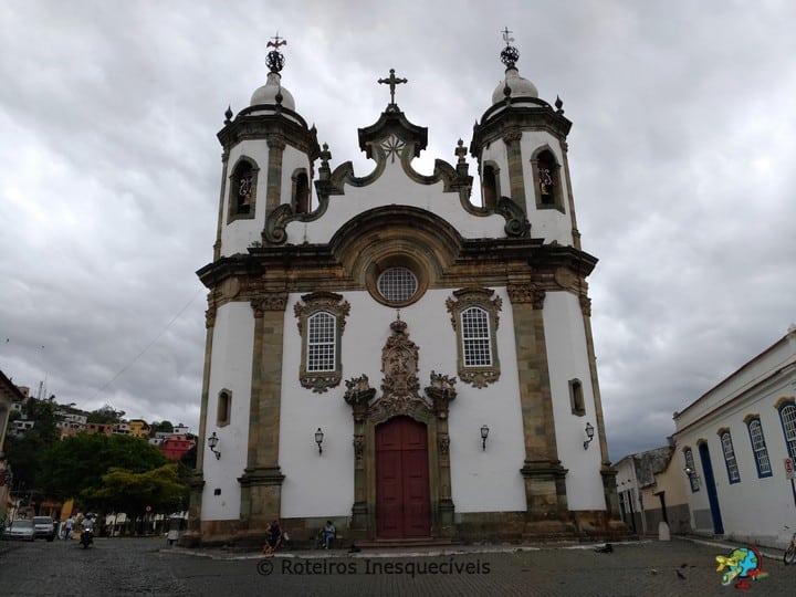 Igreja Nossa Senhora do Carmo - Sao Joao del Rey - Minas Gerais