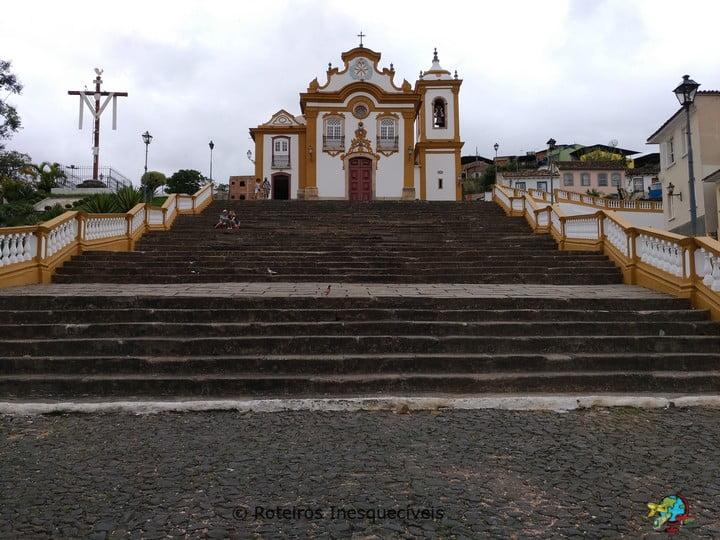Igreja Nossa Senhora das Merces - Sao Joao del Rey - Minas Gerais