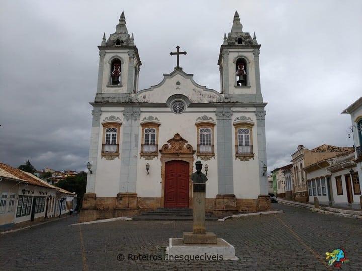 Igreja Nossa Senhora do Rosário - Sao Joao del Rey - Minas Gerais