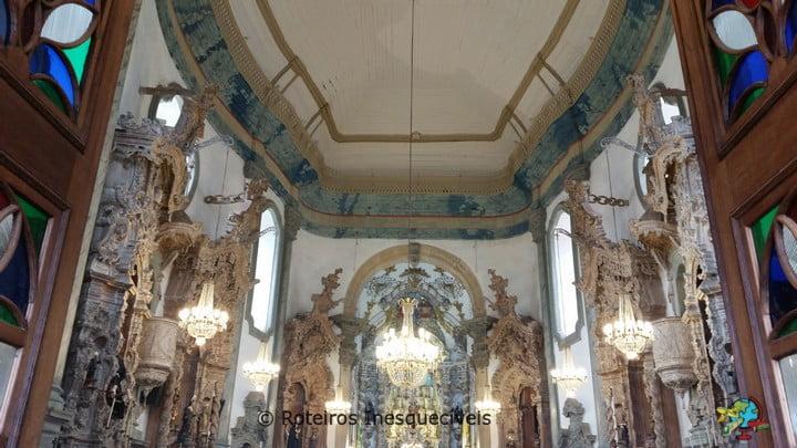 Igreja de São Francisco - Sao Joao del Rey - Minas Gerais