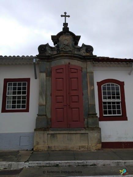 Oratorio - Sao Joao del Rey - Minas Gerais