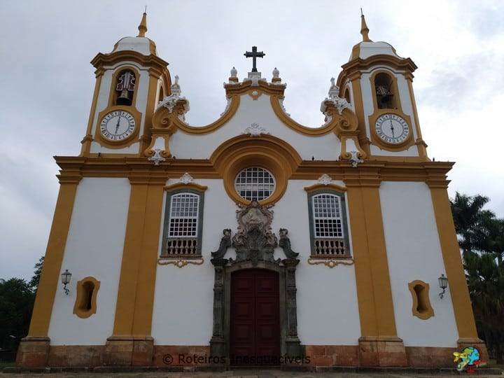 Matriz - Tiradentes - Minas Gerais