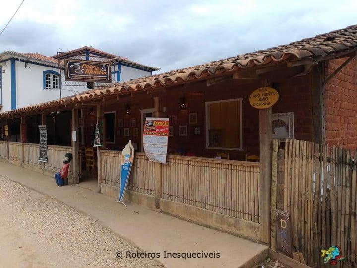 Casa de Mineiro - Bichinho - Tiradentes - Minas Gerais
