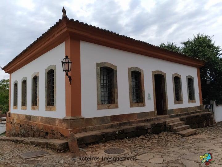Cadeia - Tiradentes - Minas Gerais