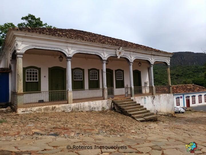 Camara Municipal - Tiradentes - Minas Gerais