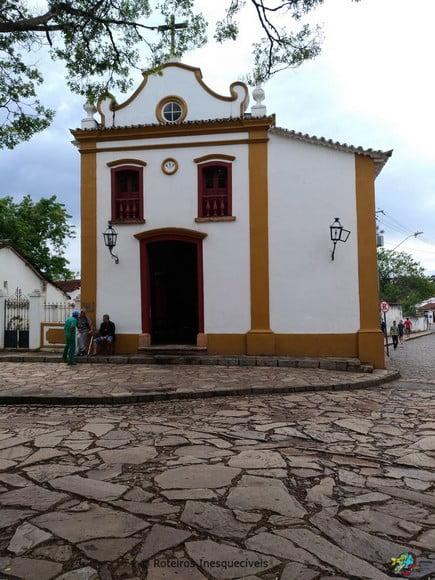 Capela Bom Jesus da Pobreza - Tiradentes - Minas Gerais