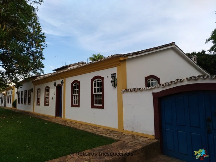 Casaroes - Tiradentes - Minas Gerais