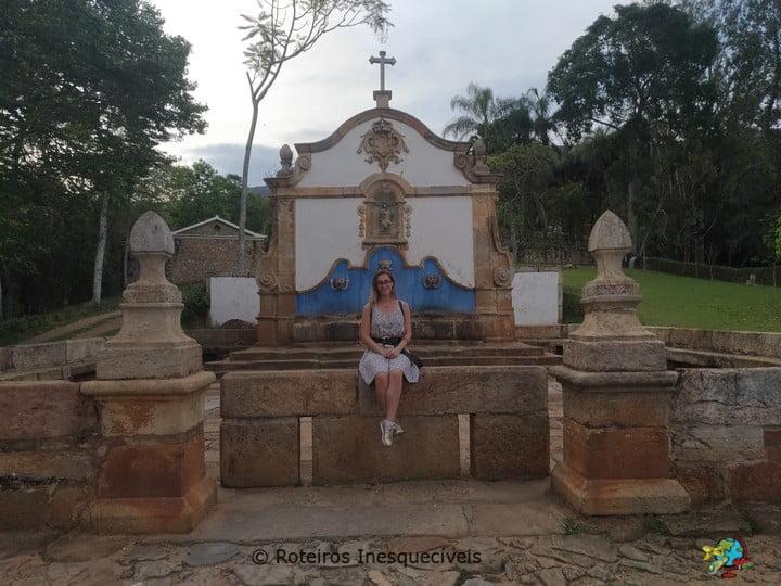 Chafariz de Sao Jose - Tiradentes - Minas Gerais