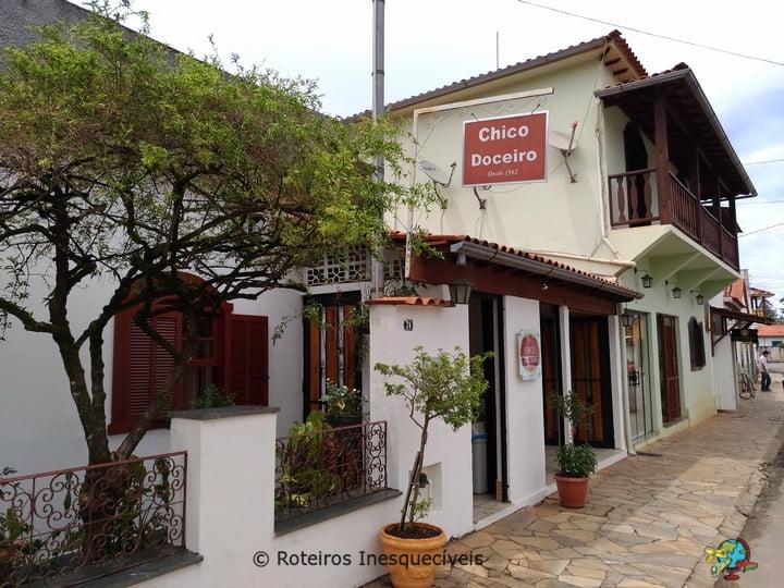 Chico Doceiro - Tiradentes - Minas Gerais
