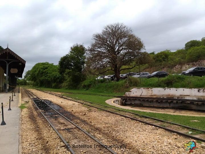 Estacao Ferroviaria - Tiradentes - Minas Gerais